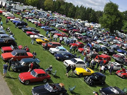 Tatton Park Vw Car Show