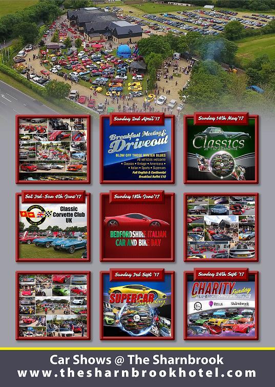Sharnbrook Car Show