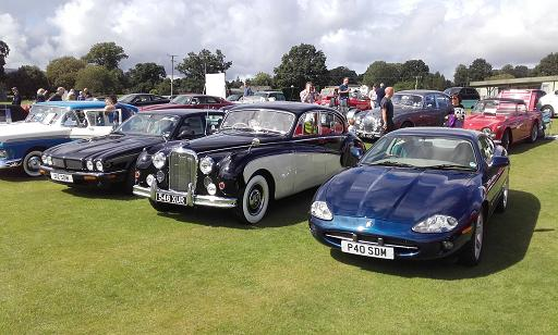 Heath Common Car Show