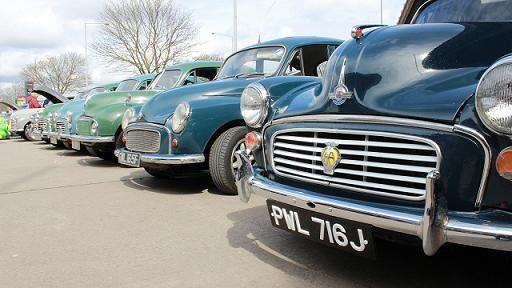 Brighton Classic Car Show