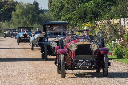 de france heritage automobiles